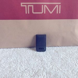 Tumi Magnetic Money Clip (Gray)